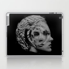 B/W Laptop & iPad Skin