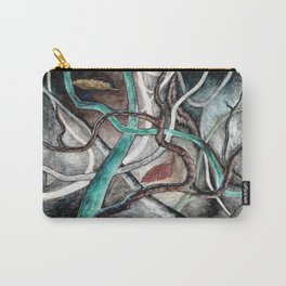 Twig Tangles III:  Seasons Carry-All Pouch