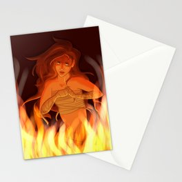 Lady Lazarus Stationery Cards