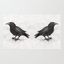 Crow Rug