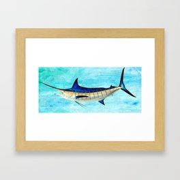 Marlin II Framed Art Print
