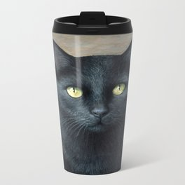 Cat 621 Metal Travel Mug