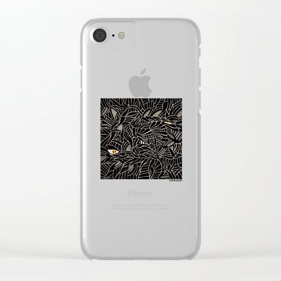 - bxl - Clear iPhone Case