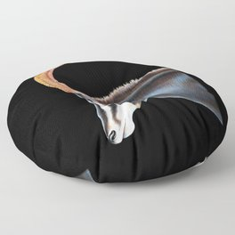 Sable Antelope Floor Pillow