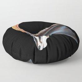 Sable Antelope Floor Pillow