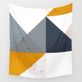 Modern Geometric 19/2 Wall Tapestry