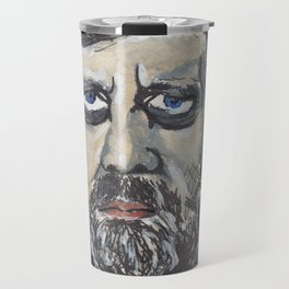 Slavoj Zizek Travel Mug