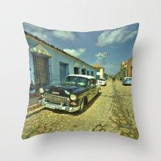 Trinidad Street Throw Pillow