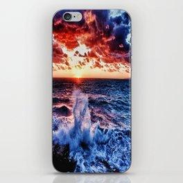 SuNset Waters iPhone Skin