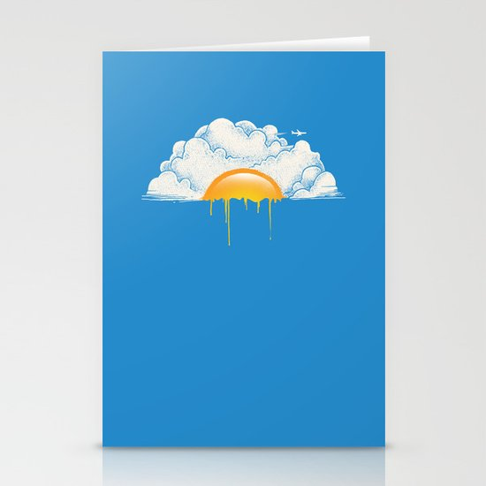 Breakfast Stationery Cards