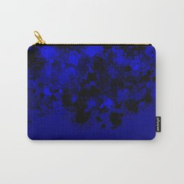 paint splatter on gradient pattern db Carry-All Pouch