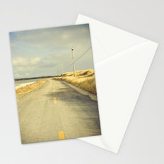 The Road to the Sea Stationery Cards