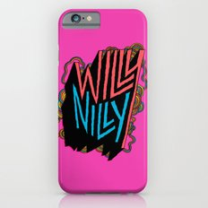 Willy Nilly iPhone 6s Slim Case