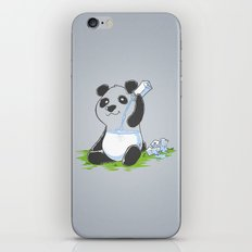 Panda in my FILLings iPhone & iPod Skin