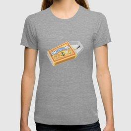 matchbox Coffin T-shirt