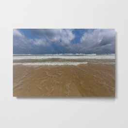 Surf on Karon Beach Metal Print