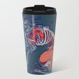 Void Hound Metal Travel Mug
