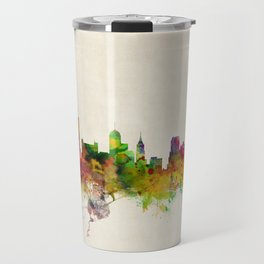 Memphis Tennessee Skyline Cityscape Travel Mug