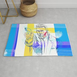 Tom Cruise - Collateral Rug