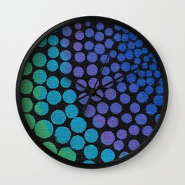 Lots of Dots Wall Clock