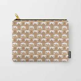 Where's My House? Carry-All Pouch