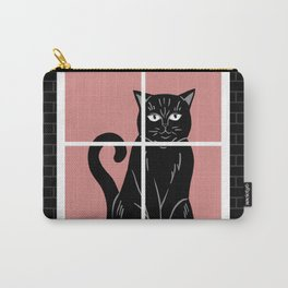 Morion, House of Cats Carry-All Pouch