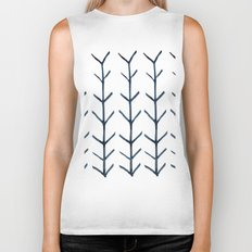 Twigs and branches Biker Tank