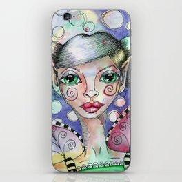 Bubble Fairy iPhone Skin