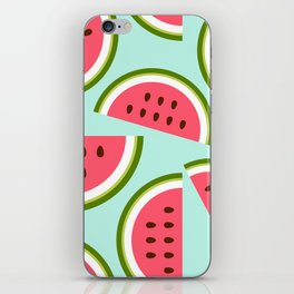 Watermelon iPhone Skin