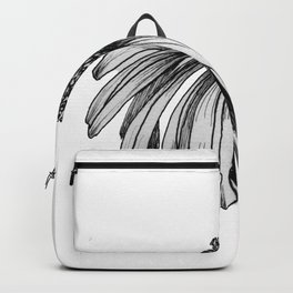 Stand Alone Coneflower Backpack