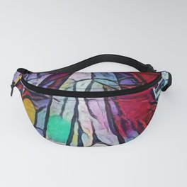 Small Tube of Stone Fanny Pack
