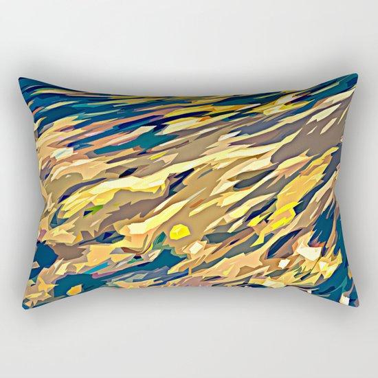 BOLD ABSTRACT Rectangular Pillow