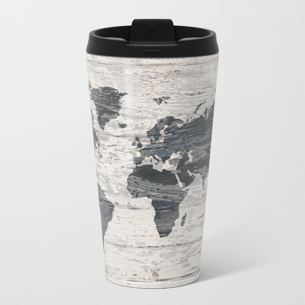 World Map 2 Travel Cup TRM7942962