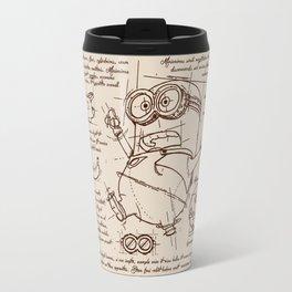 Minion Plan Travel Mug