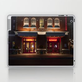 Serenity of Last Month - The Kendall Hotel in Cambridge, MA Laptop & iPad Skin