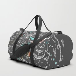 When We Were Small, And Fear Was Just a Memory. Duffle Bag
