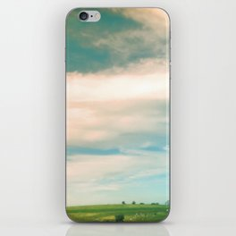 Field + Sky iPhone Skin