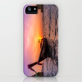 Longtail Sunset iPhone Case