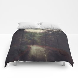Wander inside the mountains Comforters