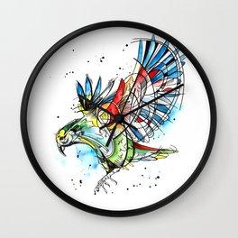 The Kea Wall Clock