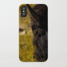 Bison Slim Case iPhone X