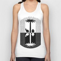 Waiting For The End Unisex Tank Top