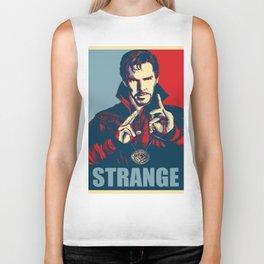 Obey Strange doctor Biker Tank