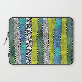 Happy Stripe Laptop Sleeve