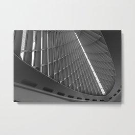 Milwaukee Art Museum Metal Print