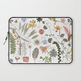 Collectors Garden Sketchbook Laptop Sleeve