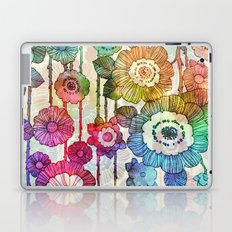 Hanging Flower Garland #2 Laptop & iPad Skin