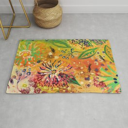 Immersed in Shallow Waters Rug