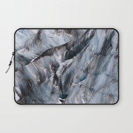 Yanapaccha Glacier Abstract Laptop Sleeve