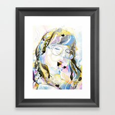 Intoxicate Framed Art Print